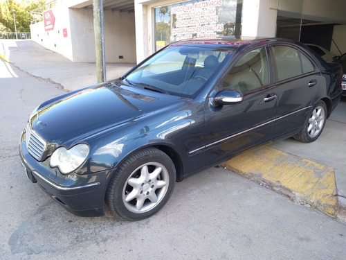 Mercedes-benz Clase C 2001 2.7 C 270 Elegance Cdi At