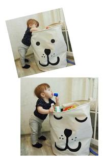 Gran Organizador Juguetes/cesta / Bebes Y Niños