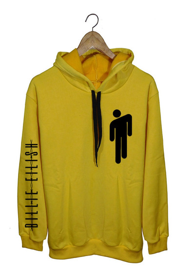 Buzo Hoodie Unisex Capucha - Billie Eilish Dont Smile At Me