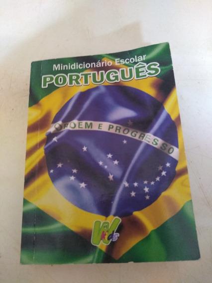 Minidiciinario Escolar Portugues