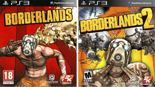 Borderlands 1 Y 2 Ps3