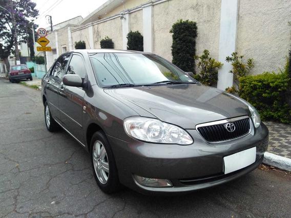 Corolla Seg 1.8 Automático Completo - Top De Linha 2005