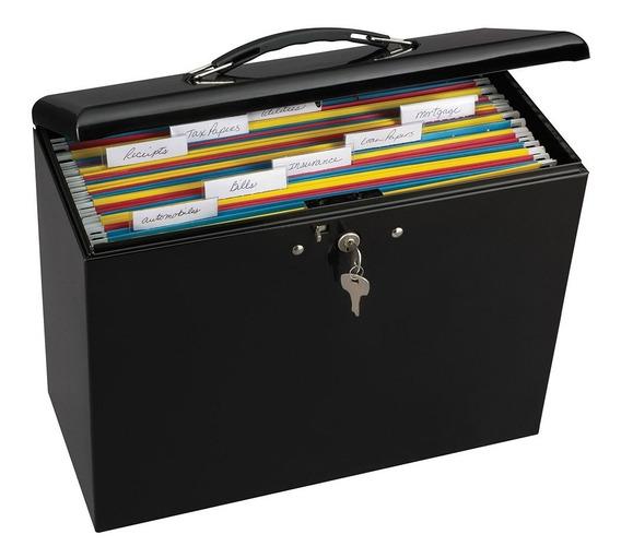 Baul Caja Fuerte Para Documentos Carta Tipo Archivero