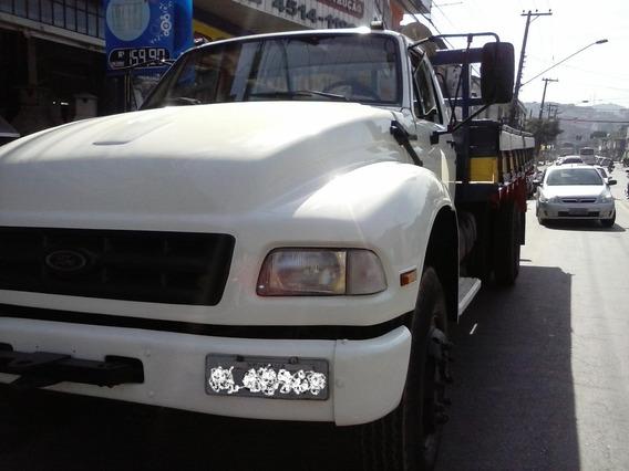 Sapão F 14000 Branco Ano 1993 Dir. Hidráulica
