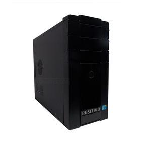 Gabinete Positivo Processador Intel Core 2 Duo E7400 Ram 2gb