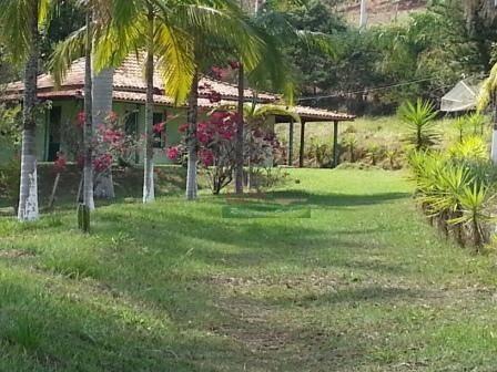 Chácara Residencial À Venda, Chácaras Ingrid, Taubaté. - Ch0072