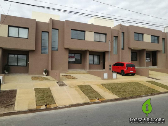 Duplex Venta 2 Dor. A Estrenar En Buena Zona De La Calera - Sierras De Córdoba