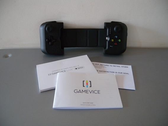 Controle Gamevice Gv157 Para Iphone Jogos Games Mercado Livre