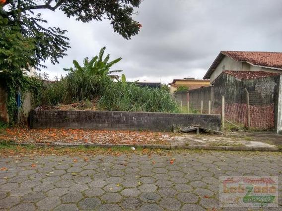 Terreno Para Venda Em Peruíbe, Jardim Beira - Mar - 0249