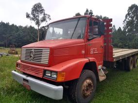 Mercedes-benz Mb 2318 6x4 1991 Caminhão Traçado