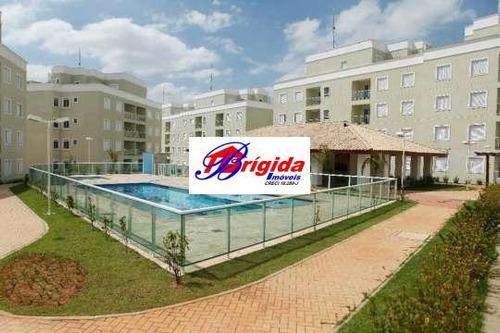 Imagem 1 de 15 de Apartamento No Terrazzo Vianna, Venda, Granja Viana,cotia!! - Ap36