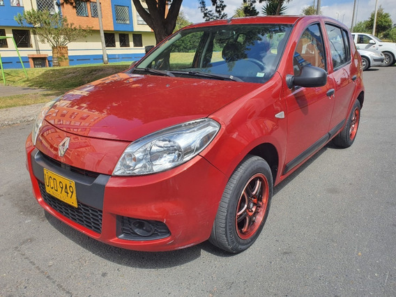 Renault Sandero Authentique 1.6 Aa Mt 2015
