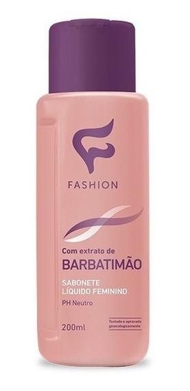 Sabonete Intimo Feminino Barbatimão Fashion 24 Unidades