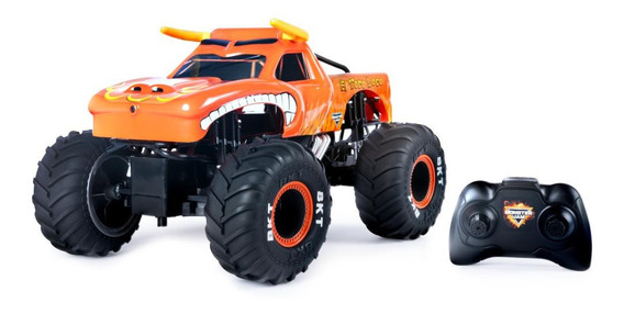 Monster Jam El Toro Loco Full R/c 1.15 Int 66801t Original