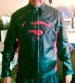 Chamarra Tipo Smallville 100% Piel 1º Calidad !!!!!!!!!!!!!!