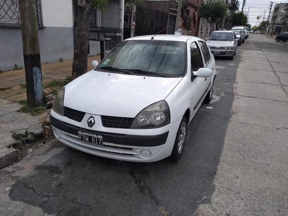 Renault Clio 1.2 Authentique Aa 2005