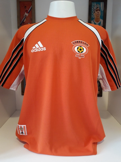 Camisa adidas Cobreloa Chile