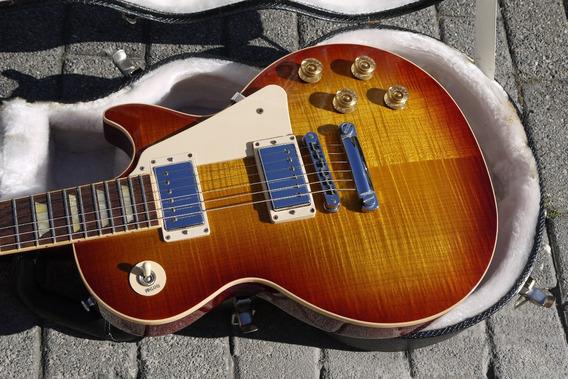Gibson Les Paul Traditional Premium Tea Burst 2012