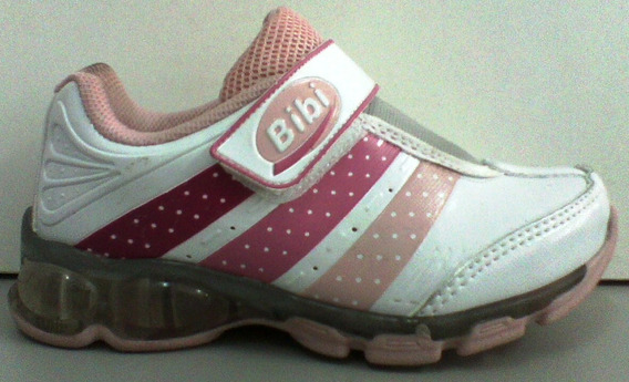 Tenis Infantil Bibi 6580 Light