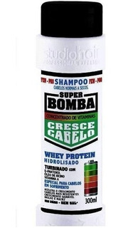 Muriel - Shampoo - Super Bomba Cresce Cabelo Whey Protein
