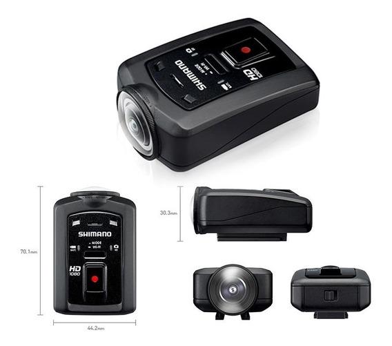Camera Hd Digital À Prova D´água - Sport Camera Cm-1000 - Sh