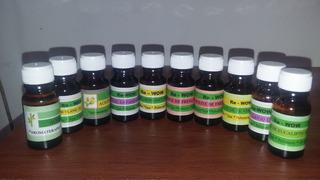 Aceite Esencial Arom. 100% 10 Spa,aromaterapia Gratis Envío