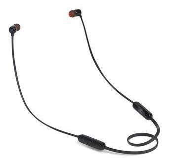Fone De Ouvido Com Microfone Jbl T110 Bluetooth Preto