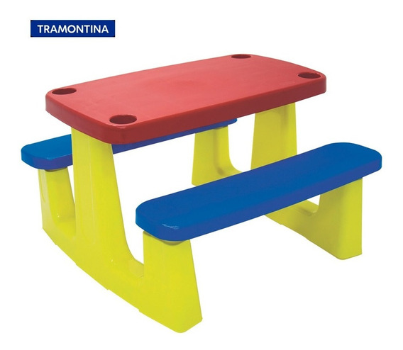 Mesa Infantil Pic-nic Escolar Tramontina - 92360/000