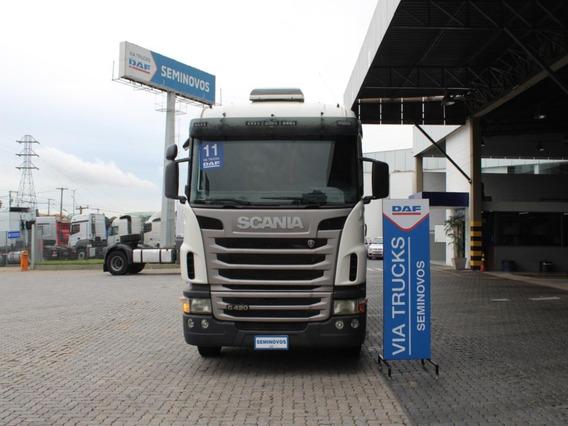Scania G-420 G-420 A 4x2 3-eixos/ A 6x2 2p (diesel)