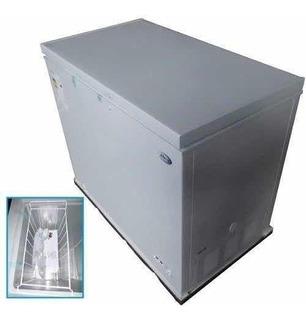 Freezer Congelador Vertical Nica 150 Litros Dual Gris Nuevo