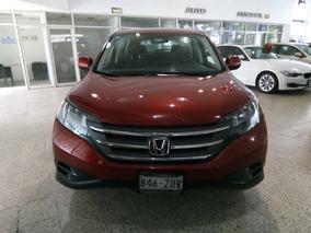 Honda Cr-v Lx Factura Agencia Un Dueño Todo Pagado Impecable