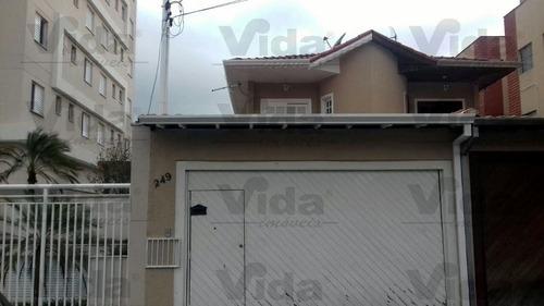Casa Sobrado Para Venda, 3 Dormitório(s), 180.0m² - 30336