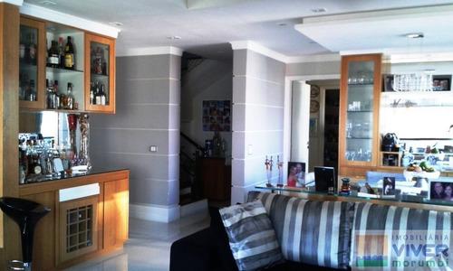 Imagem 1 de 15 de Ótimo Apartamento Duplex, Reformado E Diferenciado, Na Região Do Morumbi! - Nm3527