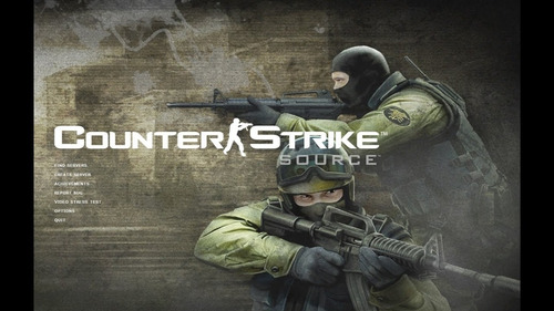 Counter Strike Source + Parches