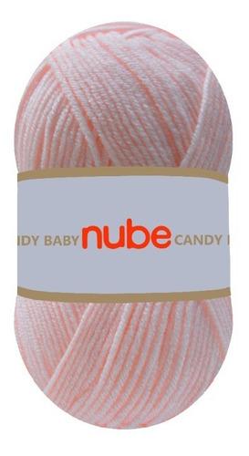 Hilado Nube Candy Baby X 1 Ovillo - 100 Grs. Por Color