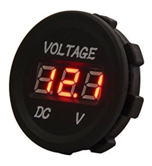 Voltímetro Digital Prova D