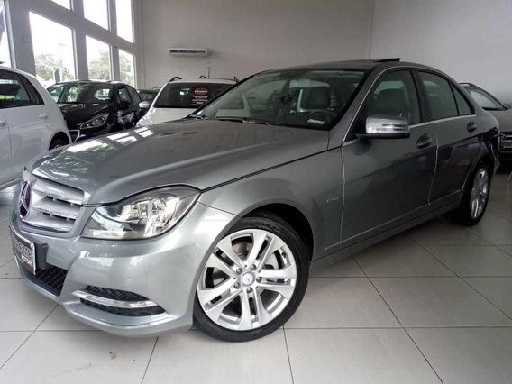 Mercedes-benz C200 Cgi Avantgarde 1.8 16v Gasol. Autom. 2012