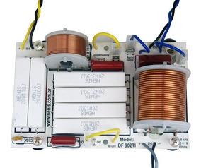 Df 902 Ti - Nenis Divisor De Frequências Passivo 2 Vias 900w