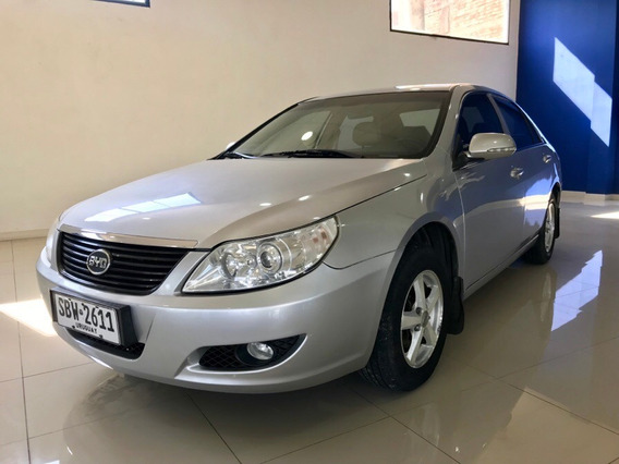 Byd F6 Sedan 2011 Impecable!