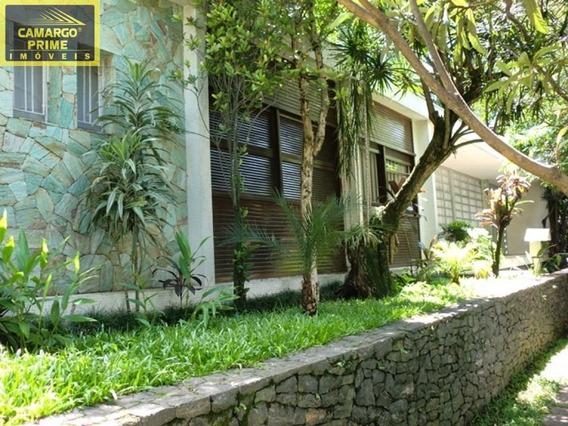Casa Térrea Com 4 Dormitórios, Sendo Uma Suíte, Ampla Sala De Visitas! - Eb81840
