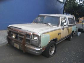 Chrysler Pick Up Estandar