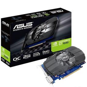 Placa Video Asus Geforce Gt 1030 Oc Phoenix 2gb Ddr5 64 Bits