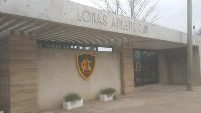 Lote Barrio Lomas Athletic Excelente Vista Al Golf 727 M2.
