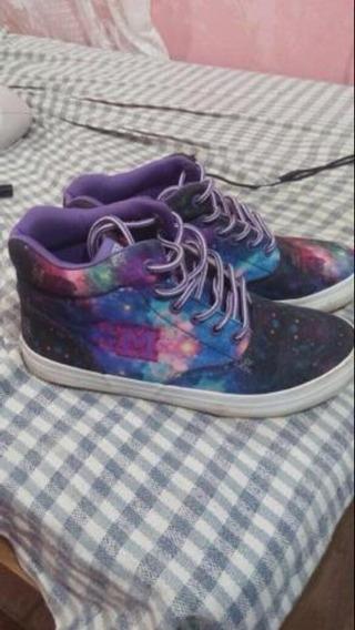 Tênis Galaxy Mary Jane Tam. 36 Semi-novo