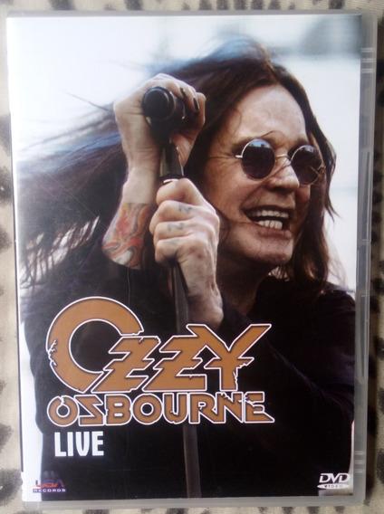 Dvd - Ozzy Osbourne Live