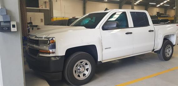 Blindada 2018 Chevrolet Silverado Crew Cab N 5 P Blindados