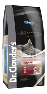 Dr. Clauders Cat Adult Fit 2 Kg