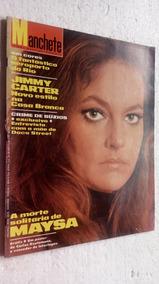 Revista Manchete Nº 1.294 - A Morte Solitária De Maysa