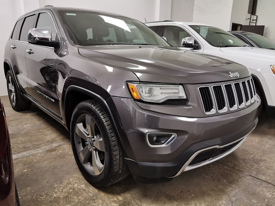 Jeep Grand Cherokee Limited V6 Impecable 2015