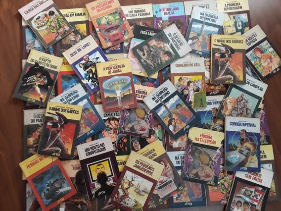 Kit 3 Livros Coleção Vaga-lume - À Escolher Pela Lista